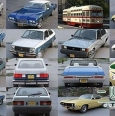 美国老爷车3D模型 CGTrader – American Classics 3D Model Collection (C4D/OBJ/F...