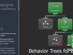 Unity-Behavior Designer – Behavior Trees for Everyone V1.6.4