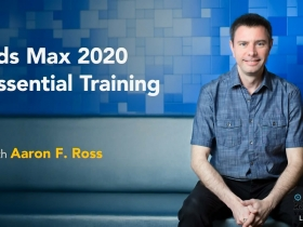 3DS MAX 2020新手入门基础教程3ds Max 2020 Essential Training